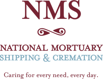 National Mortuary Shipping Logo