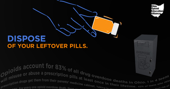 Dispose of Your Leftover Pills - Facebook