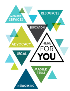 2021 Convention - Here for You - Member Services